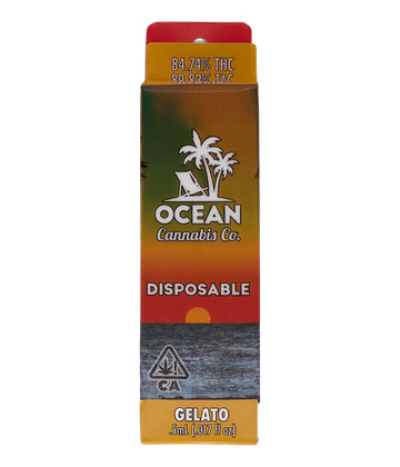 Gelato (Disposable)