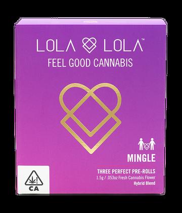 Mingle (3 pack)