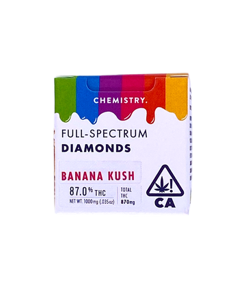 Banana Kush Diamonds