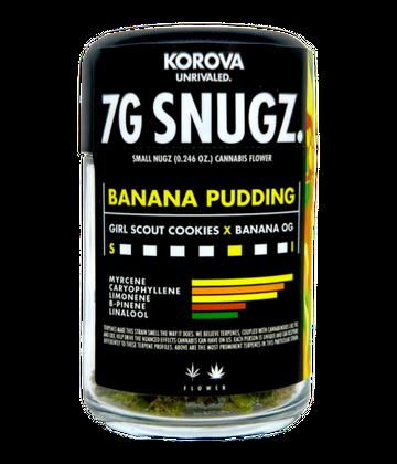 Banana Pudding (7g Snugz)