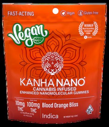 Blood Orange Bliss (Vegan + Gluten-Free) - 10 pk