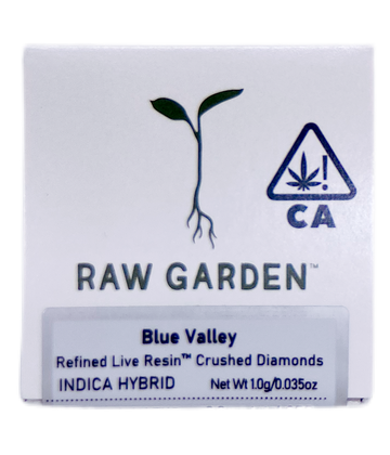 Blue Valley (Crushed Diamonds)