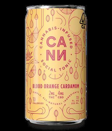 Blood Orange Cardamom