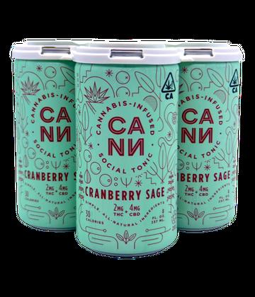 Cranberry Sage (4 pack)