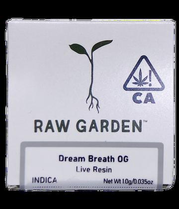 Dream Breath OG (Live Resin)