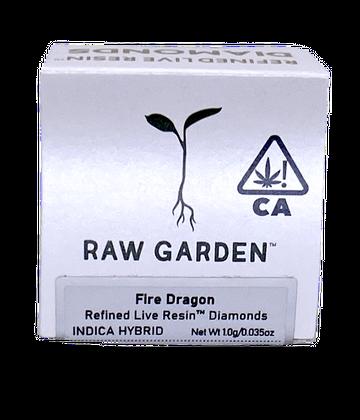 Fire Dragon (Diamonds)