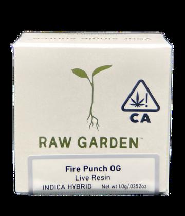 Fire Punch OG (Live Resin)