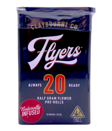 Flyers - Durban Poison (20pk)