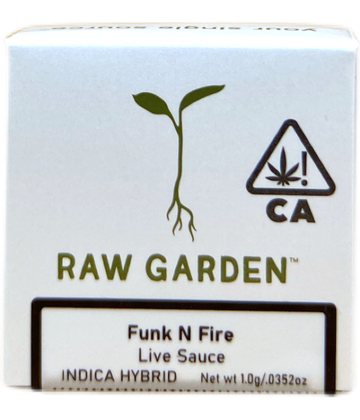 Funk N Fire (Sauce)
