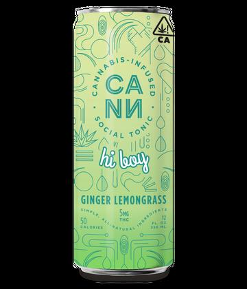Hi-Boys Ginger Lemongrass (4 pack)