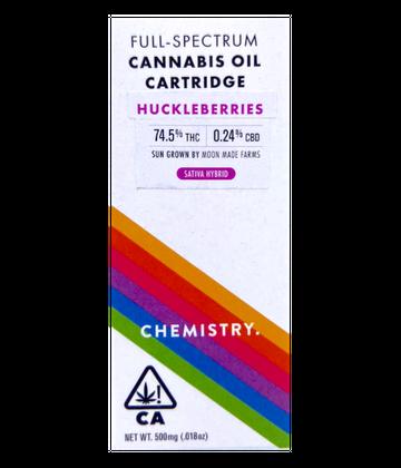Huckleberries (510)