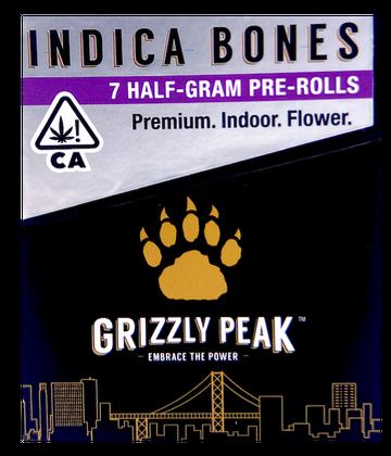 Indica Bone (7 Pack) Infused w/ THCa Diamonds