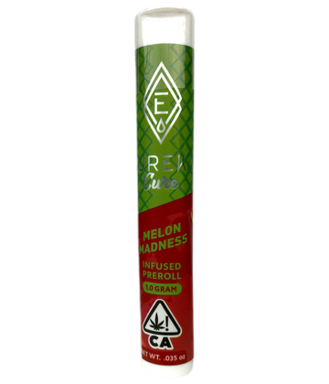 Melon Madness Infused Preroll