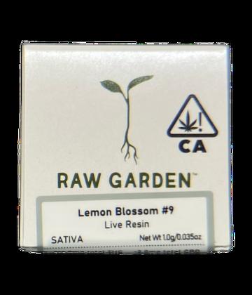 Lemon Blossom #9 (Live Resin)