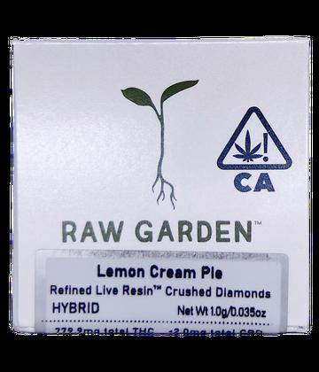 Lemon Cream Pie (Crushed Diamonds)