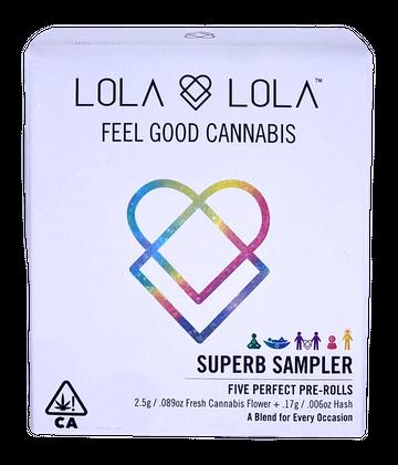Superb Sampler (5 pack)