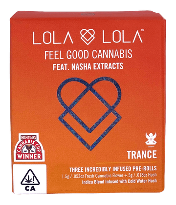 Trance (3 pack)