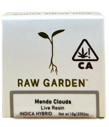 Mendo Clouds (Live Resin)