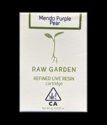 Mendo Purple Pear