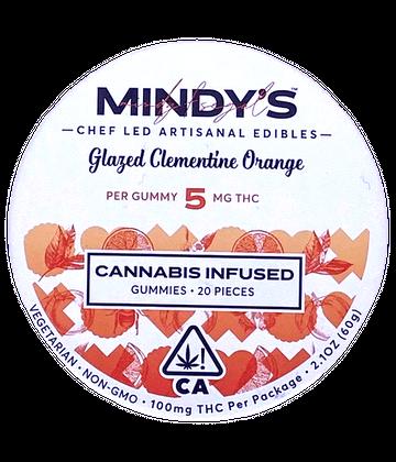 Glazed Clementine Orange