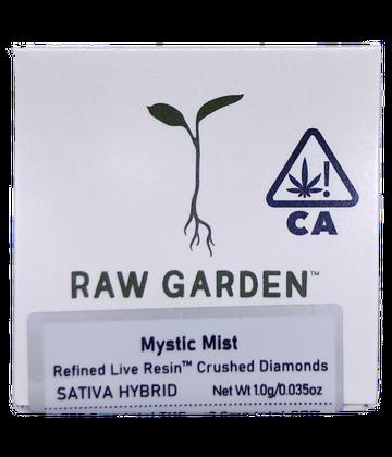 Mystic Mist (Crushed Diamonds)