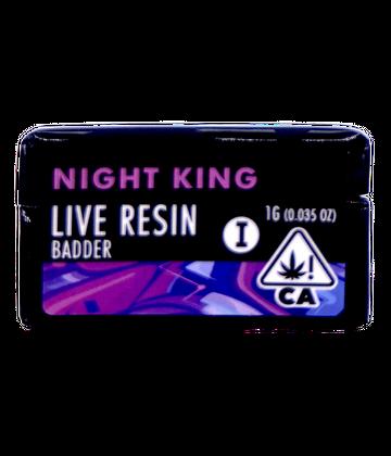 Night King (Live Resin Badder)