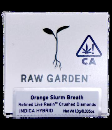 Orange Slurm Breath (Crushed Diamonds)