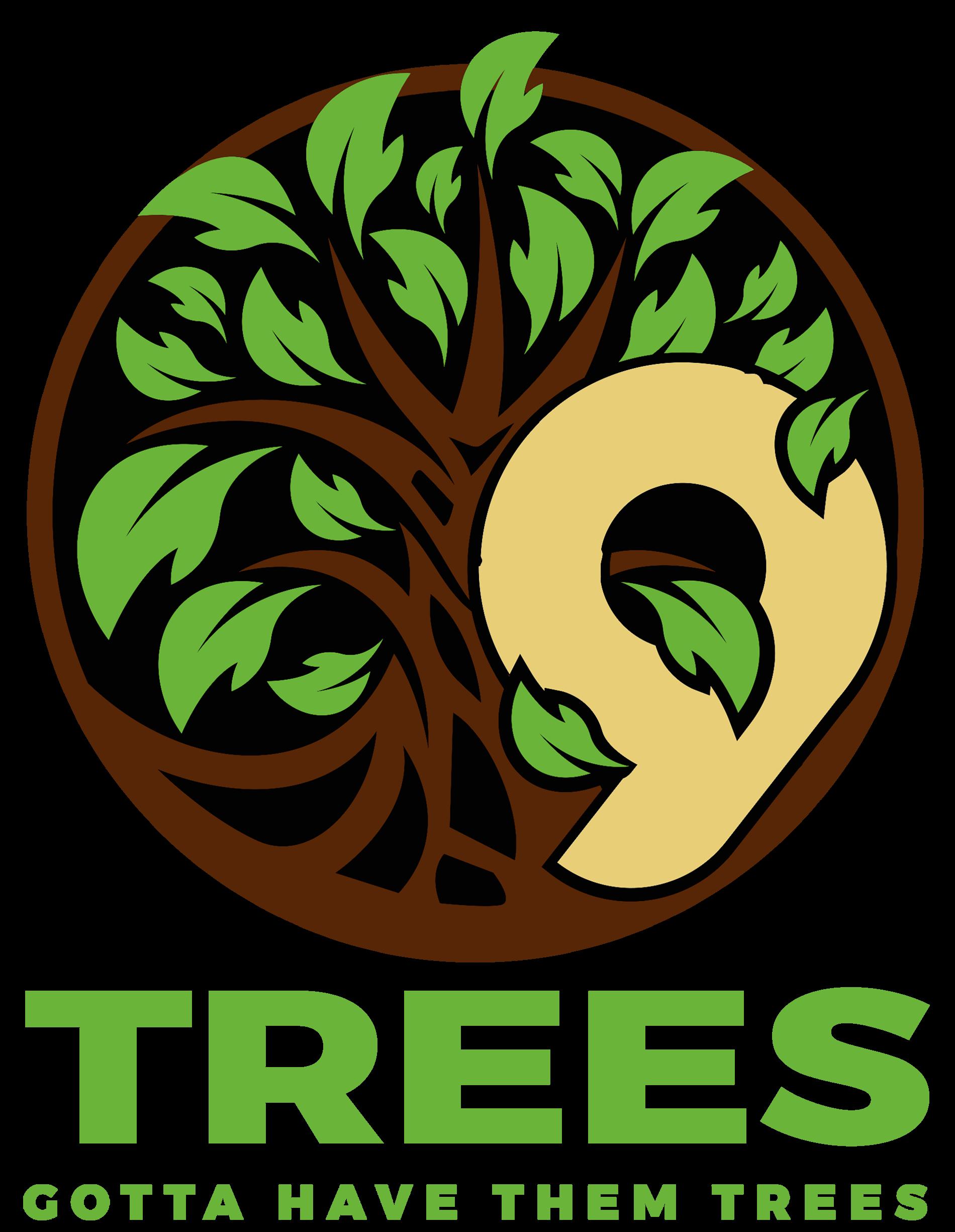 9 Trees