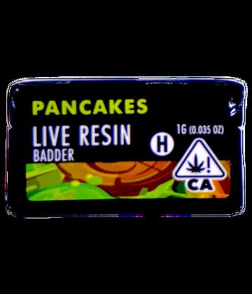 Pancakes (Live Resin Badder)
