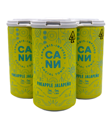 Pineapple Jalapeno (4 pack)