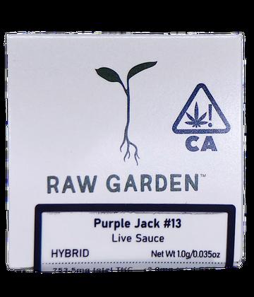 Purple Jack #13 (Sauce)