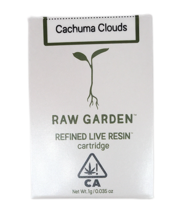 Cachuma Clouds (Live Resin)