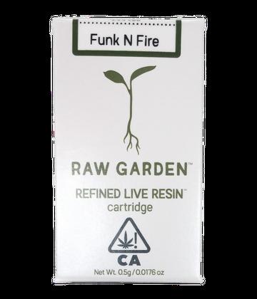 Funk N Fire (Live Resin)
