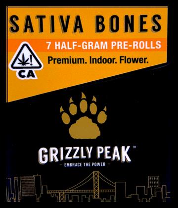 Sativa Bone (7 Pack)