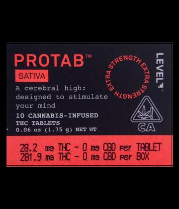 Sativa Protab Tablets - 10 pk