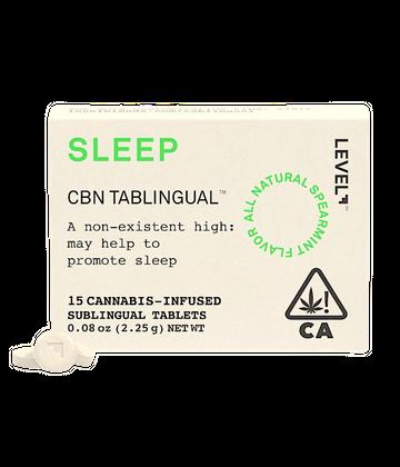 Sleep CBN Tablingual