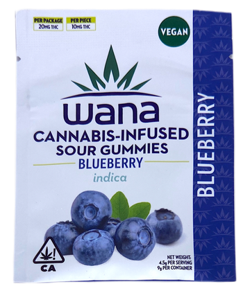 Sour Blueberry (2 pack)