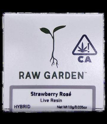 Strawberry Rose (Live Resin)