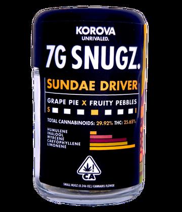 Sundae Driver (7g Snugz)