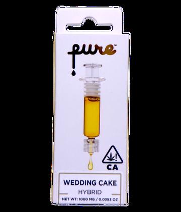 Wedding Cake (Syringe)