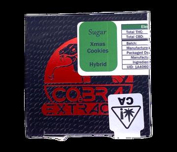 Xmas Cookies (Sugar)